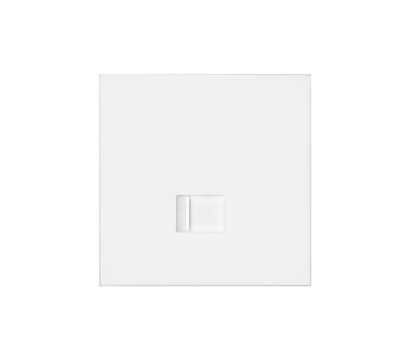 Panel 1-krotny 1 gniazdo RJ45, biały mat 10020106-230 Simon100