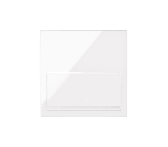 Panel 1-krotny iO, 1 klawisz, biały 10020112-130 Simon100