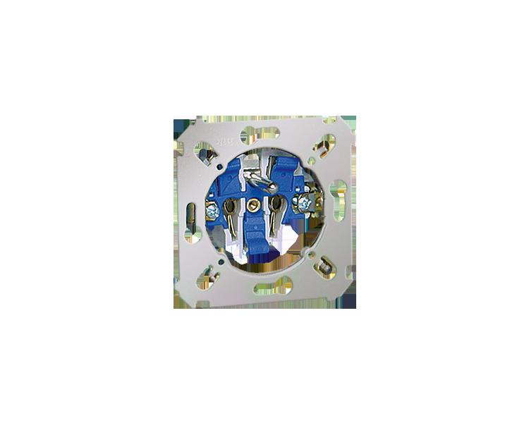 Gniazdo wtyczkowe pojedyncze z uziemieniem 16A GZ1CM