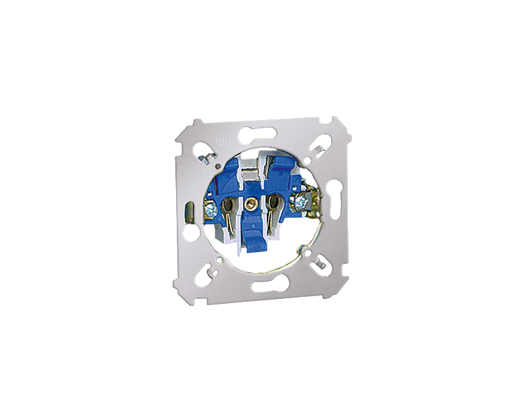Gniazdo wtyczkowe pojedyncze bez uziemienia 16A G1CM