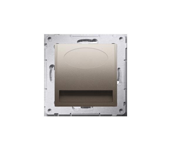 Oprawa oświetleniowa LED, 230V złoty mat, metalizowany DOS.01/44