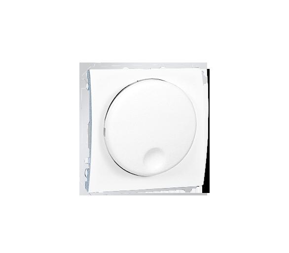 Ściemniacz naciskowo-obrotowy biały MS9T.01/11