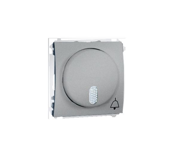 Dzwonek elektroniczny aluminiowy, metalizowany MDT1.01/26