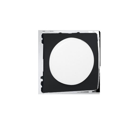 Sygnalizator świetlny LED - światło białe grafit mat, metalizowany MSS/1.01/28