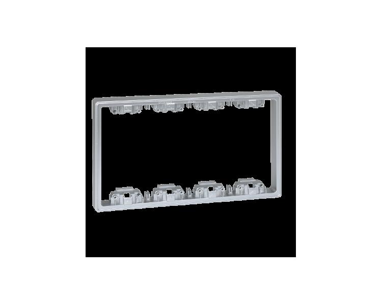 Element pogłębiający SIMON 500 4×S500 8×K45 aluminium 51030904-033