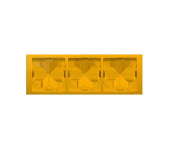 Ramka 3- krotna słoneczny BMRC3/034