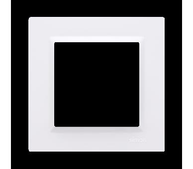 Ramka 1- krotna biały CR1/11