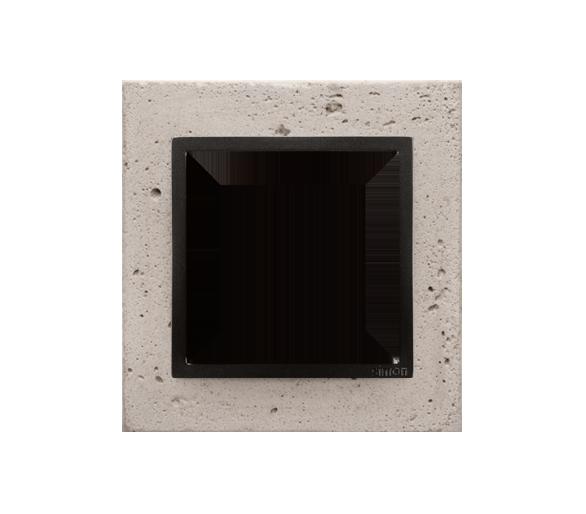 Ramka 1-krotna betonowa Funda mente