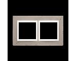 Ramka 2-krotna betonowa Al betone DRN2/91