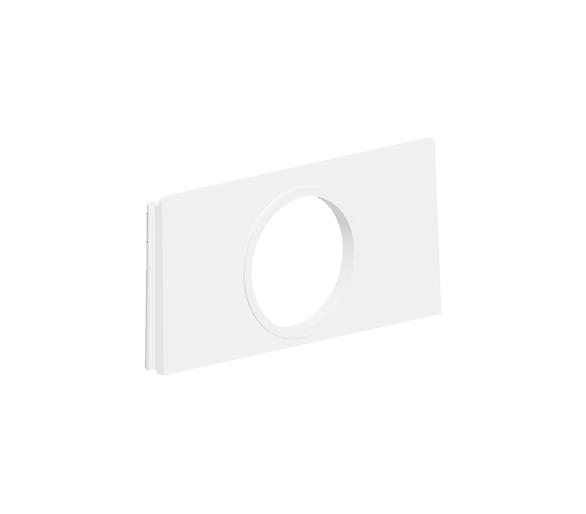 Adapter do rurki instalacyjnej fi 22mm do obudów natynkowych SIMON 500 czysta biel 51030900-030