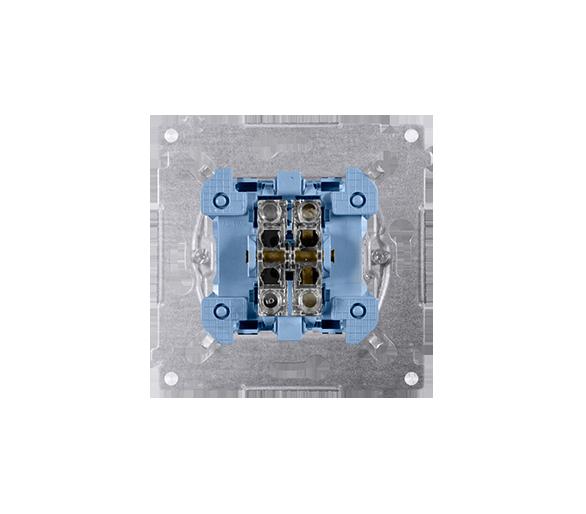 Łącznik jednobiegunowy (mechanizm) 10AX 250V, szybkozłącza, nie dotyczy SW1M