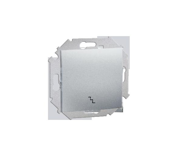 Łącznik schodowy (moduł) 16AX 250V, zaciski śrubowe, aluminiowy, metalizowany 1591201B-026