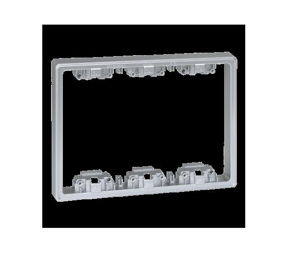 Element pogłębiający SIMON 500 3×S500 6×K45 aluminium 51030903-033