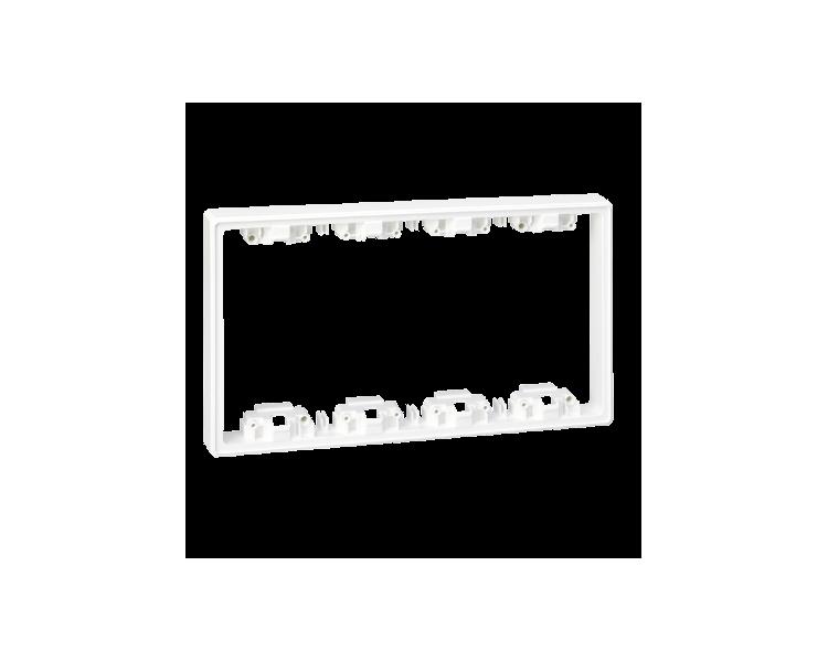 Element pogłębiający SIMON 500 4×S500 8×K45 czysta biel 51030904-030