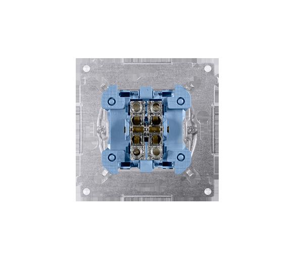 Przycisk podwójny zwierny (mechanizm) 10AX 250V, szybkozłącza, nie dotyczy SP2M