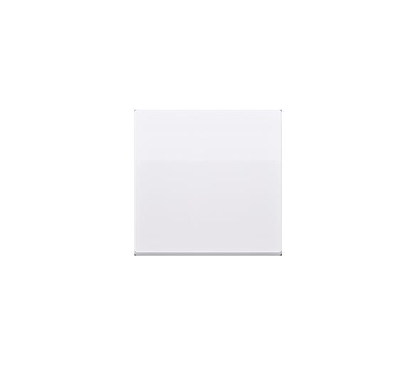 Klawisz pojedynczy do łączników i przycisków biały CKW1/11