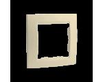 Ramka 1- krotna beżowy 1501610-031
