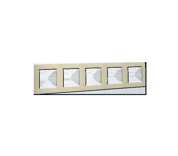 Ramka 5- krotna beżowy 1501650-031