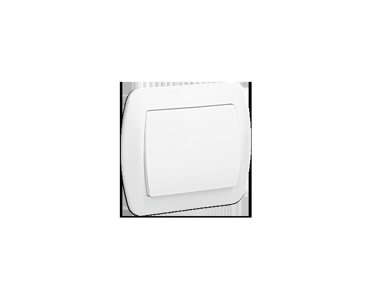 Łącznik jednobiegunowy biały 10AX AW1/11