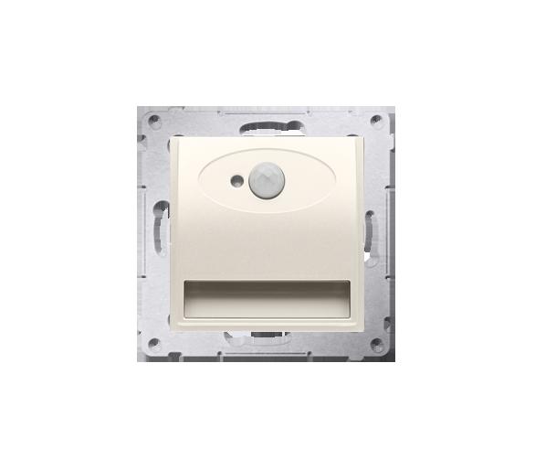 Oprawa oświetleniowa LED z czujnikiem ruchu, 230V kremowy DOSC.01/41