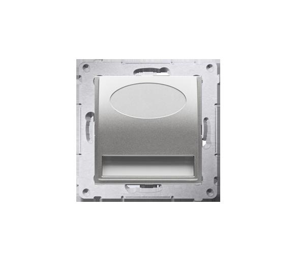 Oprawa oświetleniowa LED, 14V srebrny mat, metalizowany