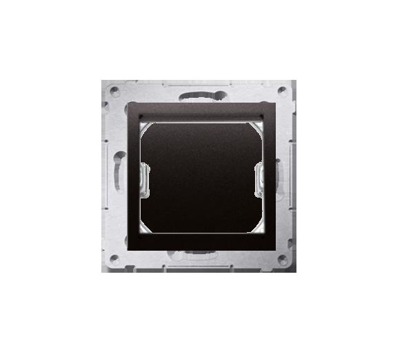 Adapter przejściówka na osprzęt standardu 45×45 mm antracyt, metalizowany DA45.01/48