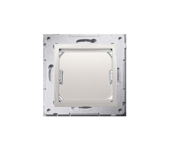 Adapter przejściówka na osprzęt standardu 45×45 mm kremowy DA45.01/41