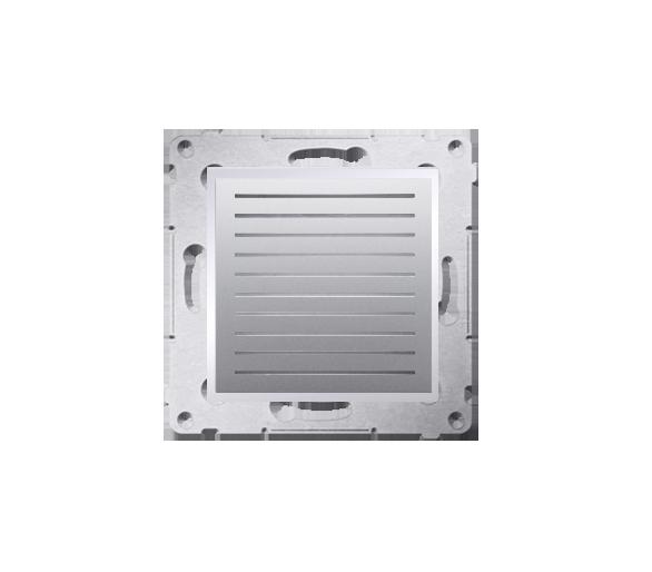 Głośnik do ramki srebrny mat, metalizowany