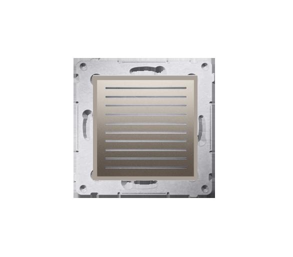 Głośnik do ramki złoty mat, metalizowany D05562.01/44