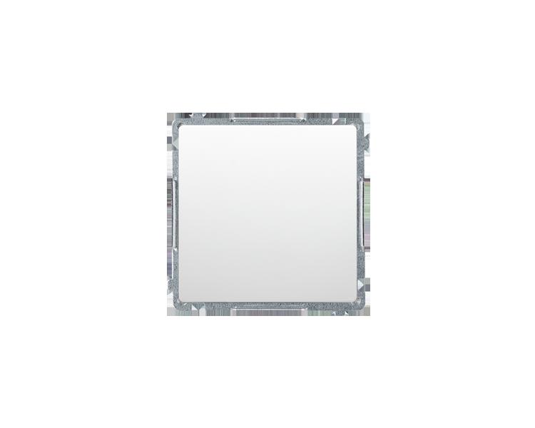 Łącznik jednobiegunowy (moduł) 10AX 250V, szybkozłącza, biały