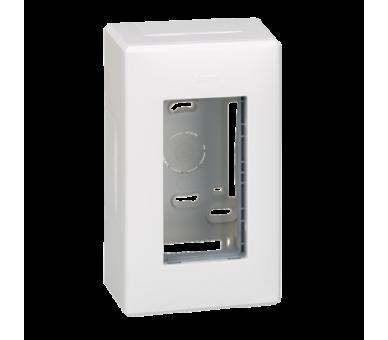 Obudowa natynkowa SIMON 500 1×S500 2×K45 czysta biel 51000001-030