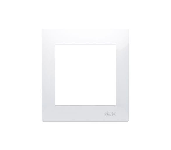 Ramka 1- krotna biały