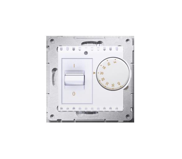 Regulator temperatury z czujnikiem wewnętrznym biały