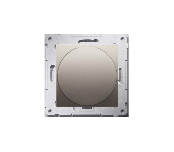 Sygnalizator świetlny LED - światło białe złoty mat, metalizowany