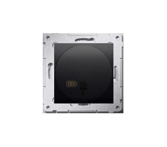 Ściemniacz naciskowy i zdalnie sterowany antracyt, metalizowany DS13T.01/48