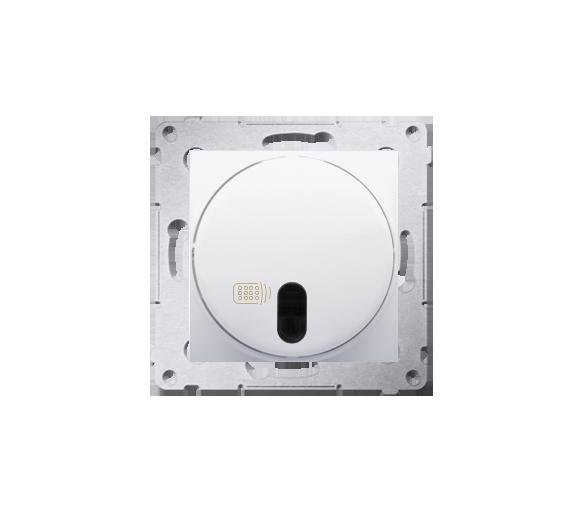 Ściemniacz naciskowy i zdalnie sterowany biały DS13T.01/11
