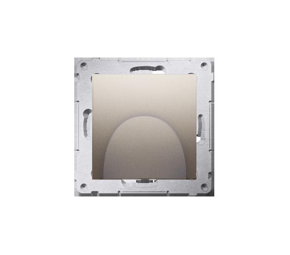 Wyjście kablowe złoty mat, metalizowany DPK1.01/44