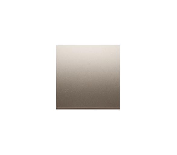 Zaślepka bez mostka złoty mat, metalizowany DP/44