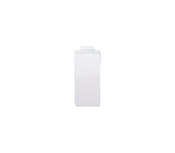 Zaślepka do gniazd głośnikowych DGL 3.01/.. biały GL3Z/11