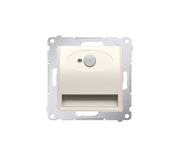 Oprawa oświetleniowa LED z czujnikiem ruchu, 230V kremowy DOSCA.01/41
