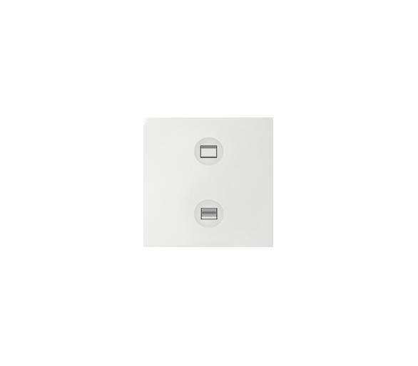 Klawiatura Sense biały Ikony:Custom T2 8000624-030