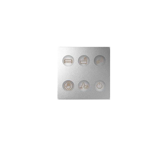 Klawiatura Sense aluminium Ikony:Custom T1 8000663-093