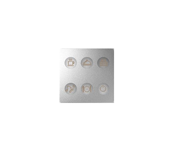 Klawiatura Sense aluminium Ikony:Custom T2 8000664-093