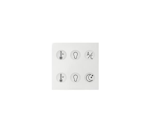 Klawiatura Sense biały Ikony:Custom T3 8000665-030