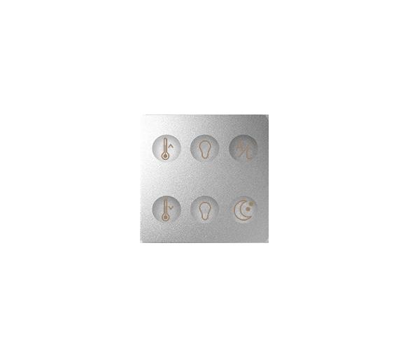 Klawiatura Sense aluminium Ikony:Custom T3 8000665-093