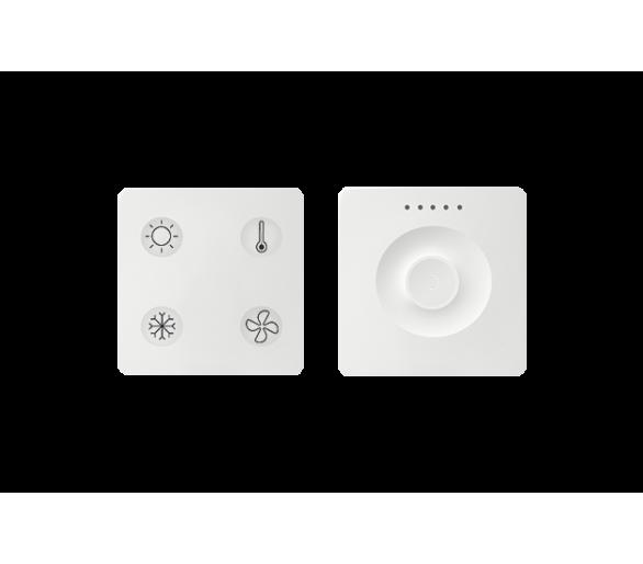 Klawiatura Sense&Slide biały Ikony:Custom T1 8400653-030