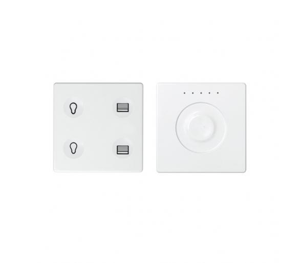 Klawiatura Sense&Slide biały Ikony:Custom T2 8400654-030