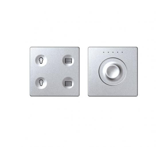 Klawiatura Sense&Slide aluminium Ikony:Custom T2 8400654-093