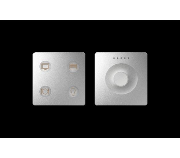 Klawiatura Sense&Slide aluminium Ikony:Custom T3 8400655-093