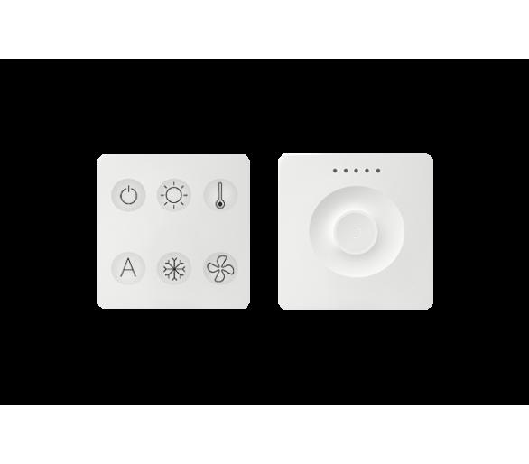Klawiatura Sense&Slide biały Ikony:Custom T1 8400673-030
